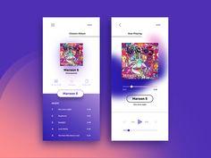 Universssi - App / UI Design