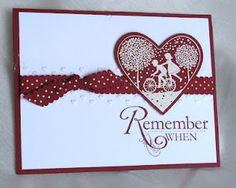 Take it to Heart, love the embossed hearts!