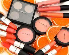 All About Orange nueva colección de Mac para este verano