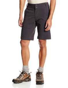 Royal Robbins Mens Revolve Shorts Charcoal 38 -- More info could be found at the image url.(This is an Amazon affiliate link and I receive a commission for the sales)