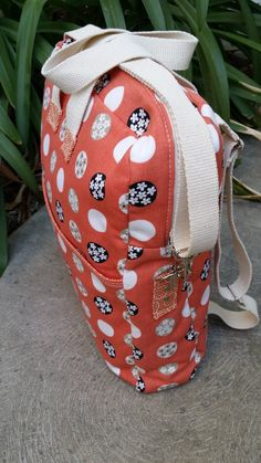 The Bookbag Backpack Bag PDF Advanced by SewingPatternsbyMrsH