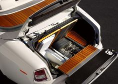 2013 Rolls Royce Phantom Drophead Coupe Boot Trunk 2