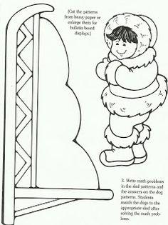 Mama, Do You Love Me? Eskimo Activities