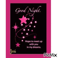 Good night Good Night, You And I, Nighty Night, You And Me, Good Night Wishes