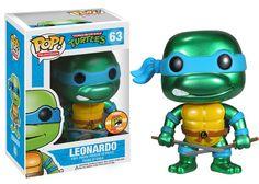 Leonardo - Teenage Mutant Ninja Turtles - Comic Con Exclusive - Funko Pop! Vinyl Figure