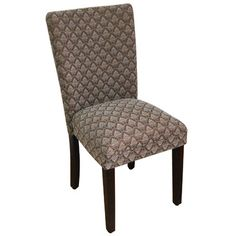 Found it at Wayfair - Kinfine Classic Upholstered Parsons Chair