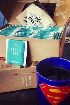 Anti-C Tea by @yourtea is amazing for assisting with cellulite and other skin imperfections.