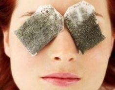 images of desinflamar los ojos | Té Verde para los Ojos Hinchados | Caborca on Line