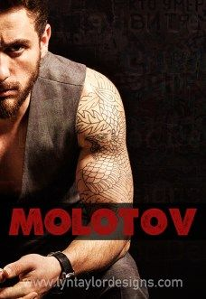 Molotov Pre-Designed Creative Concept Art  by Lyn Taylor Designs