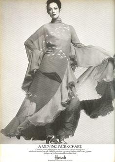 Hanae Mori, 1972
