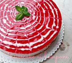 Cheesecake al tripudio di lamponi… senza cottura | Nonna Rica