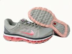 best loved 1f905 ee9b7 MPpz9195 Femme Nike Air Max 2009 Netty Gris Rose