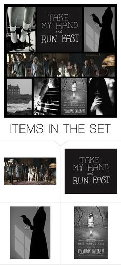 """Miss Peregrine's Home For Peculiar Children"" by takemetothecookies ❤ liked on Polyvore featuring art"