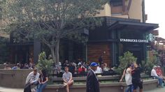"""THE """"NEWEST DISNEYLAND STARBUCKS COFFEE LOCATION"""" -- JUST OPENED IN THE """"DOWNTOWN DISNEY DISTRICT"""" THIS MONTH MARCH 12th, 2014 -- NOW THERE IS A TOTAL OF (3) STARBUCKS LOCATIONS OPENED HERE AT THE """"DISNEYLAND RESORT"""" -- ONE IN EACH DISNEY PARK & ONE IN """"DOWNTOWN DISNEY"""" -- THIS NEWEST STORE IS THEE MOST BEAUTIFUL """"STARBUCKS STORE """" I HAVE EVER SEEN AND I'VE BEEN TO MANY NATIONWIDE !!  #STARBUCKS #COFFEE #DISNEYLAND #M4L #DisneyCalifornia #OrangeCounty #OC #SouthernCalifornia"""
