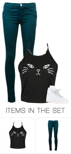 """Shuffle Tags"" by frozendecembermoon ❤ liked on Polyvore featuring art"