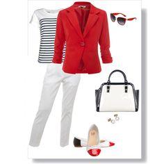 Red jacket   love it