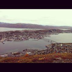 Tromsø i Troms