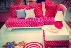 muebles para muñecas dolls clothes