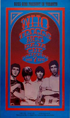 The Who-Coliseum Toronto