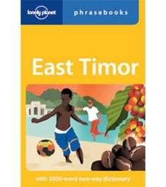 41 best phrase books images on pinterest book books and libri east timor phrasebook 2nd edition travel phrase books lonely planetplanetstravel fandeluxe Gallery