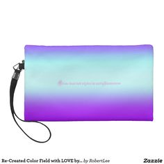Re-Created Color Field with LOVE by Robert S. Lee Wristlets #Robert #S. #Lee#love #Scripture #Bible #Jesus #Christ #Lord #God #art #graphic #design #colors #bag #wristlet #purse #ladies #girls #women #love #style #fashion #accessory #for #her #gift #want #need #love #customizable
