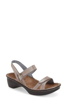 Naot 'Brussels' Sandal (Women) available at #Nordstrom