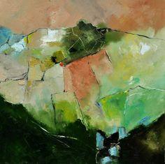 "Saatchi Art Artist: Pol Ledent; Oil 2014 Painting ""abstract 8841301"""