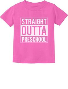 Straight Outta Preschool Graduation Funny Gift Toddler/In... http://www.amazon.com/dp/B01ERF4QS0/ref=cm_sw_r_pi_dp_M8xuxb1D1CY7W