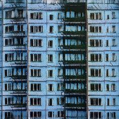 generative art Generative Art, Multi Story Building