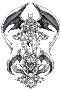 Batman by Paolo Pantalena * Batman Drawing, Batman Artwork, Comic Books Art, Comic Art, Anubis Drawing, Batman Tattoo, Univers Dc, Arte Dc Comics, Drawing Sketches