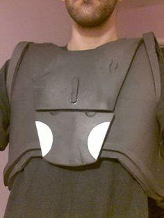 Destiny Hunter armour