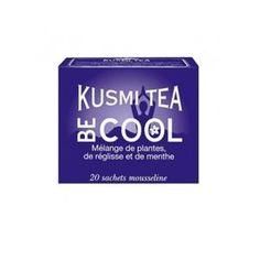 Kusmi Tea Be Cool in Bustine a soli 13,00€