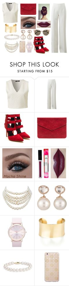baby, if you want me, then you better need me. by mmckenna30 on Polyvore featuring Michael Kors, Christian Dior, Samira 13, BP., Blue Nile, Fendi and Sonix