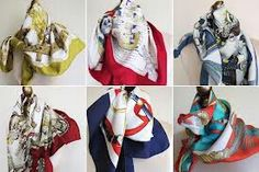 More om scarfs. Style scarfs. Scarfbcan make a huge difference in your outfit