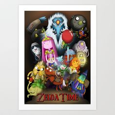 What time is it? It's Zelda Time!