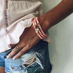 Arm party ✨✨✨ #jewelrylover #streetstyle #howtochic #ad