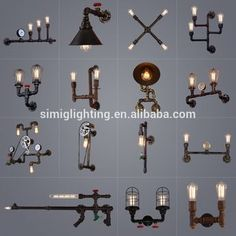 Vintage Industrial Retro Design Water Pipe Black Wall Lamp With Edison Bulb , Find Complete Details about Vintage Industrial Retro Design Water Pipe Black Wall Lamp With Edison Bulb,Wall Lamp, Pipe Lighting, Cool Lighting, Ceiling Lamp, Wall Lamps, Pipe Decor, Steampunk Lamp, Pipe Lamp, Pipe Furniture, Shenzhen