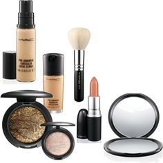 MAC, created by bubbletoes123 on Polyvore
