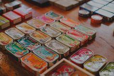 Cool Shops :: Loja das Conservas, #travel to #Lisbon, #shopping in Lisbon, #Lisbon #Travel #Guide, #wrapping, #packaging