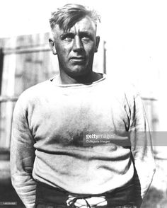 Herman Stegeman, head coach for the University of Georgia Bulldogs football team poses for a photo in Athens, Georgia.