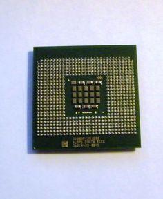 Intel Xeon 3.2GHz 2M 800MHz DP3200 604 CPU SL8P5 Server CPU Processor Computer Hardware, Reuse, Technology, Board, Ebay, Tech, Hardware, Tecnologia, Planks