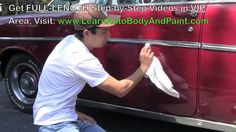 How To Fix Scratches on a Car - Automotive Scratch Removal Tips!