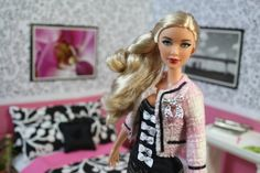Doll Bedding for Barbie Fashion Royalty Moxie Bratz by FroggyStuff