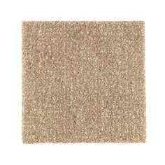 Carpet Sample - Scarlet - Color Canoe Pattern 8 in. x 8 in.