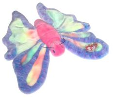 Ty Beanie Buddies - Flitter the Butterfly ** You can find out more details at the link of the image. (This is an affiliate link) Cute Stuffed Animals, Dinosaur Stuffed Animal, Bratz Doll, Dolls, Ty Babies, Original Beanie Babies, Baby Bug, Beanie Buddies, Beanie Boos
