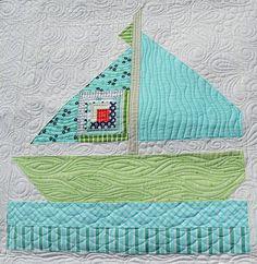 Image of Smooth Sailing PDF Pattern #976 | Quilt Inspiration ... : sailing quilt - Adamdwight.com