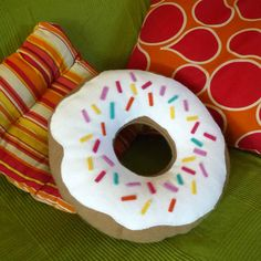 coussin donut 1