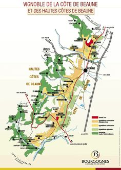Tourisme en Bourgogne Nuits saint georges