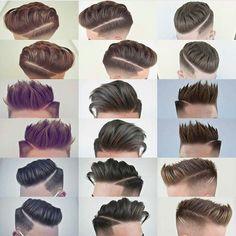 Same hair different hairstyles, Men Hair Styles, Boys Hair Style, Hair Style, Sh… – Hair Style Cool Hairstyles For Men, Different Hairstyles, Hairstyles Haircuts, Haircuts For Men, Hairstyle Ideas, Children Hairstyles, Barber Haircuts, Anime Hairstyles, Simple Hairstyles