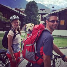 We're off to the Bettmersee for our first swim. Mans Best Friend, Best Friends, Baby Strollers, Swimming, Children, Dogs, Instagram Posts, Beat Friends, Baby Prams